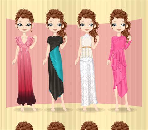 coco girl coco girl dresses on behance