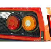1991 Ferrari F40 Tail Lights Picture