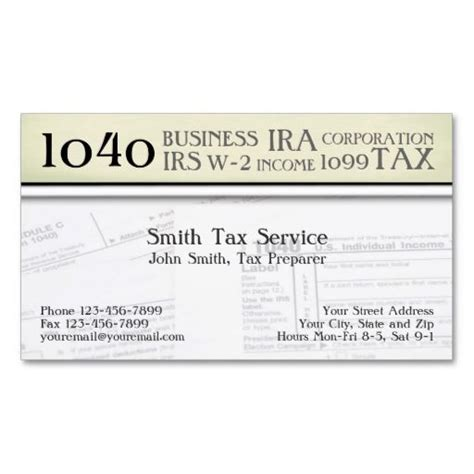 Property Tax Assessment Card Template by 1000 Images About Accountant Business Cards On