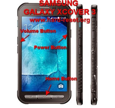 reset samsung xcover 2 how to easily master format samsung galaxy xcover 3 sm