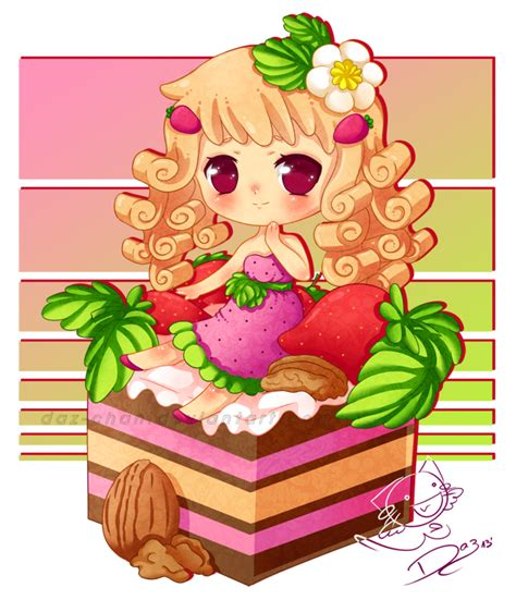 Dress Shj 179 kawaii food