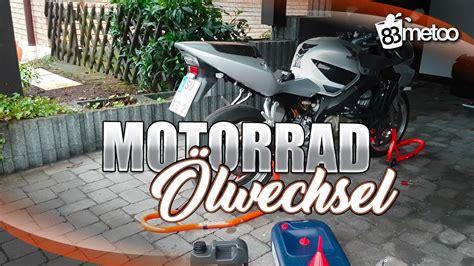 Lwechsel Motorrad Selber Machen by Honda Motorrad Pc35 Oelwechsel Motorrad Bild Idee