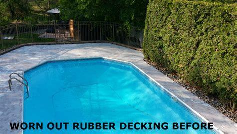 Pool & Roof Deck Rubberized Epoxy Coating   ArmorGarage