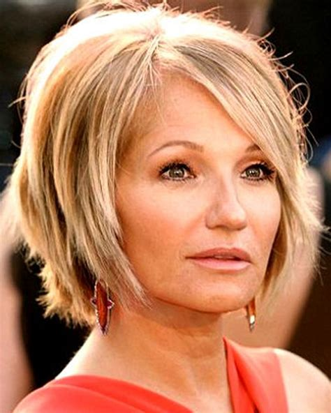 chin length fine thin round face 60 yr hairstyle related post from 2015 best hairstyles for women over 40