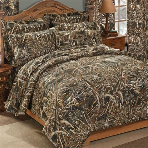 Camouflage Bed Set Max 5 Realtree Bedding Collection