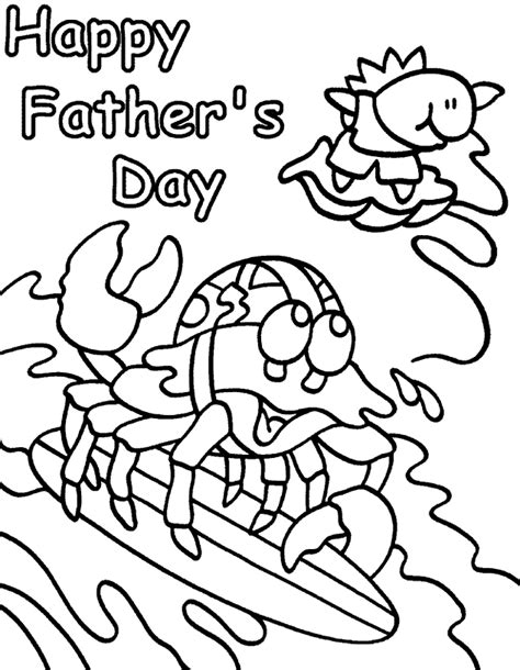 coloring pages father s day printable fathers day printable coloring pages coloring home
