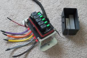 bussman fuse relay box from wagongear install in the wj offroad passport community forum
