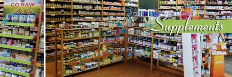 supplements nature s pantry an alternative organic