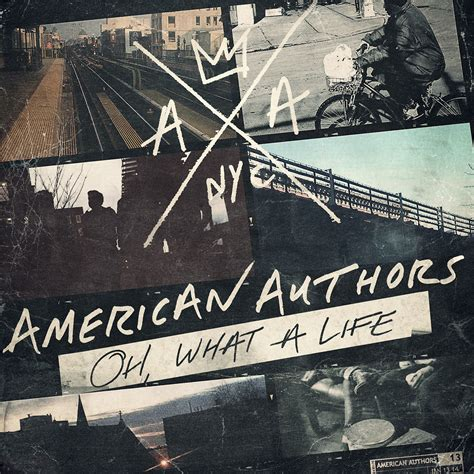 album review american authors oh what a idobi network