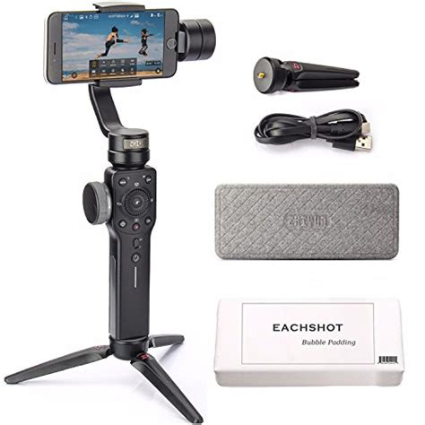 zhiyun smooth 4 vs smooth q best gimbal stabilizer 2019
