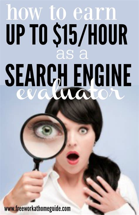 how to earn up to 15 hour as a search engine evaluator