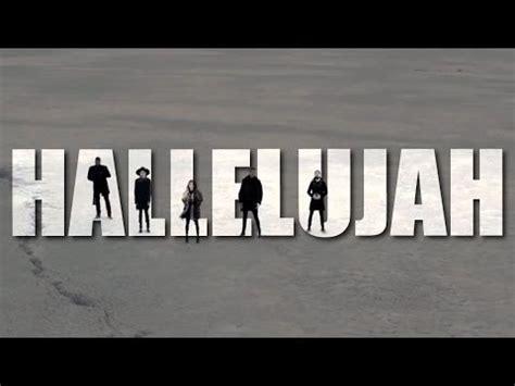 the best version of hallelujah pentatonix s acapella version of quot hallelujah quot is spine