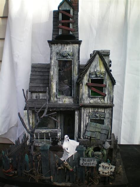 316 Best Images About Miniature Haunted House And Scene | 316 best images about miniature haunted house and scene