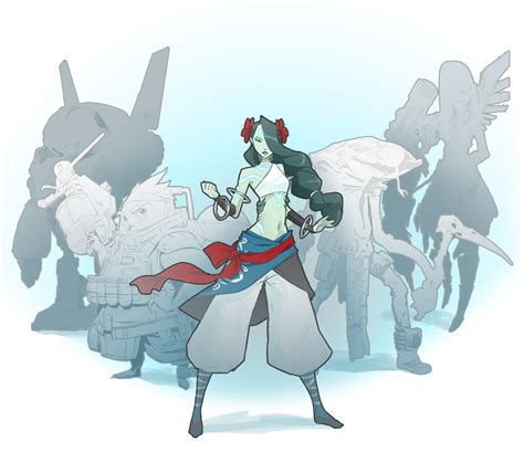 Gamis Allani battleborn to receive its free dlc this weekend
