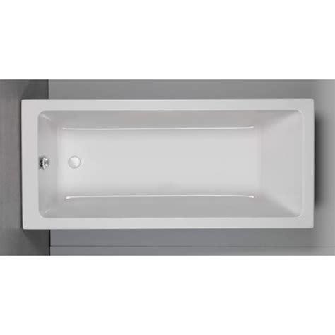 Roca Bathtubs by Roca The Gap Bath 1600 X 700mm White