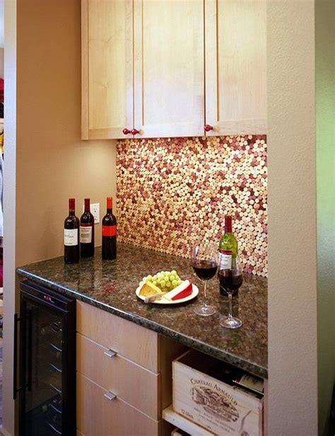 Adhesive Wallpaper top 20 diy kitchen backsplash ideas