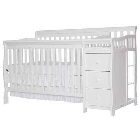 4 in 1 convertible crib with changer brody 4 in 1 convertible crib with changer on me