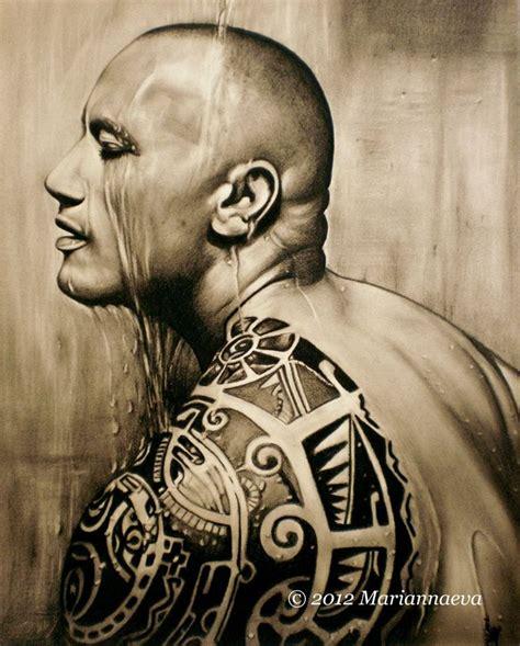 samoan tattoo dwayne johnson 334 best images about dwayne johnson on pinterest
