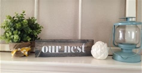 our nest home decor