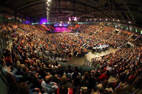 Stuttgart Porsche Arena by Porsche Arena Stuttgart Ticketcenter