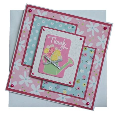 Thank You Cards Handmade - 17 best images about handmade thank you cards on
