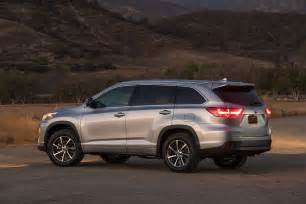 Toyota Highland 2017 Toyota Highlander Reviews And Rating Motor Trend