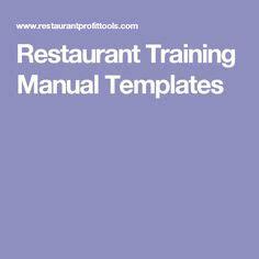 restaurant manager shift change checklist google search