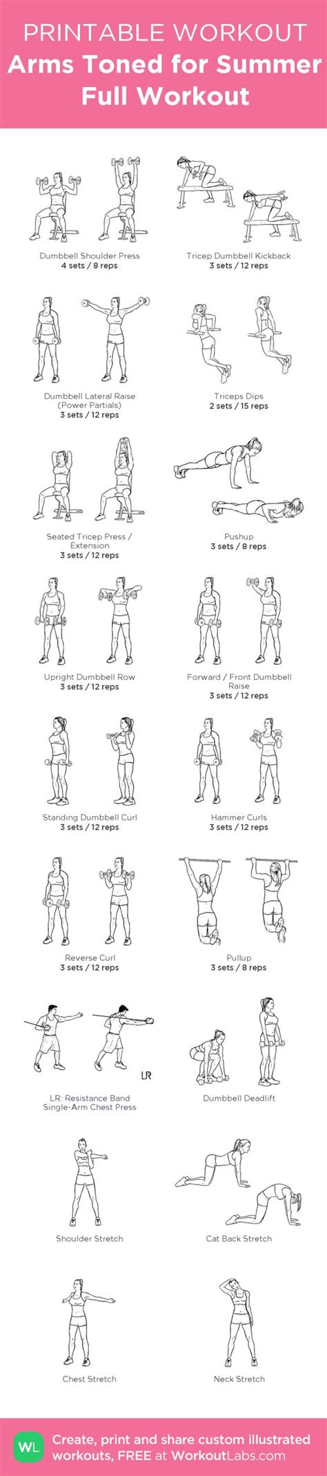 tricep and bicep workout 6 triceps shoulders workouts