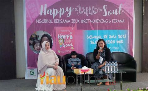Paket Buku Retno Hening Happy Soul Kirana Happy World retno hening pulang kong ke riau sapa penggemarnya
