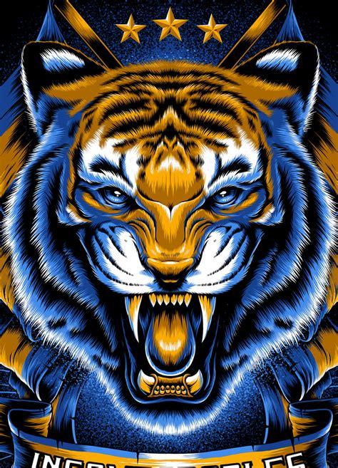imagenes libres y lokos 2015 incomparables x tigres uanl on behance