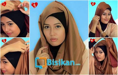 tutorial hijab pashmina simple anggun tutorial hijab pashmina pesta yang anggun namun simple