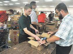 St Vincent De Paul Food Pantry Indianapolis by Great Spirit Service Soar Among Seminarians Who Help To Spark Dramatic Rise In Their Ranks