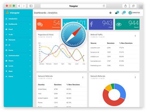 js template layout 25 best angularjs admin templates 2018 wpshopmart