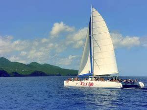catamaran excursion st lucia castries excursions and castries cruise shore excursions