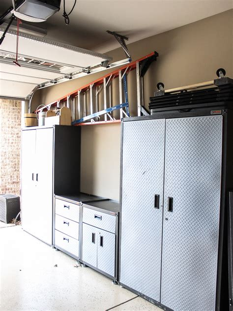 small garage organization tips for organizing a small garage chaotically creative
