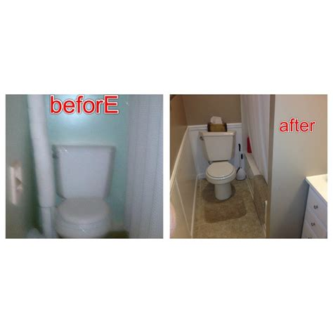 Diy Wainscoting Bathroom by Wainscoting Bathroom Diy Bathroom Redo Diy