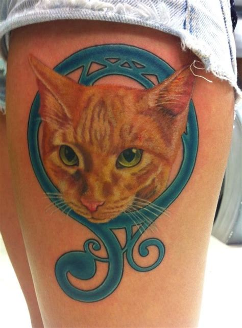 animal portrait tattoo 25 best cats images on cats baby