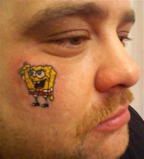 Tato Tatto Temporary Tatto Kecil Tatto Spongboe 10 5x6 Cm X 208 spongebob on lol s 10 forum