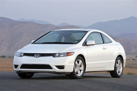 Honda Civic Coupe by 2006 Honda Civic Coupe Review Top Speed