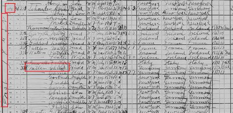 Search Census By Address Genealogy Tips Searching The Census By Address The New