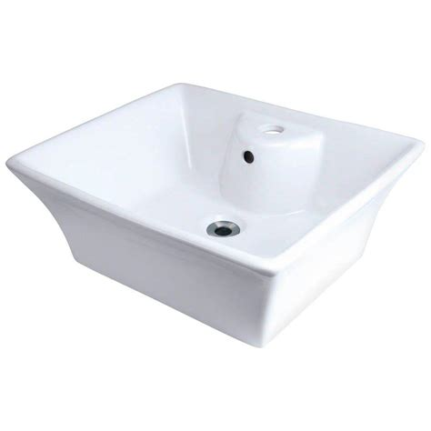 mr direct vessel sinks mr direct porcelain vessel in white v150 w the home