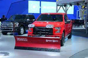 Ford F 150 Snow Plow 2015 Ford F 150 Snow Plow Front End 305412 Photo 1