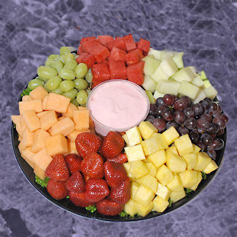 fruit tray fruit tray