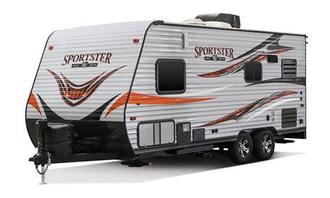 kz rv travel trailers fifth wheels toy haulers 2017 sportster 190th travel trailer toy hauler k z rv