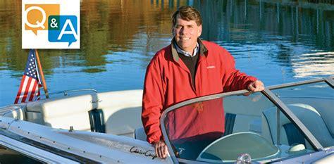 qa  ron huibers volvo penta   americas boating industry