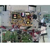 Reparar Una TV LCD Que Se Apaga Sola &171 Soloelectronicos