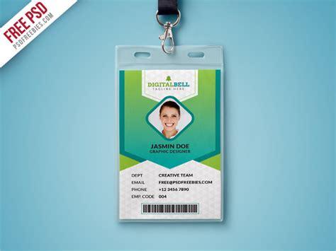id card template free 29 customizable id card templates free premium
