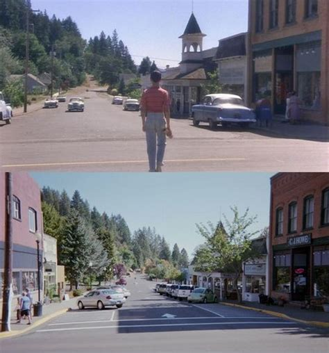 A Place Filming Location Stand By Me Filming Locations Then And Now Strange Beaver