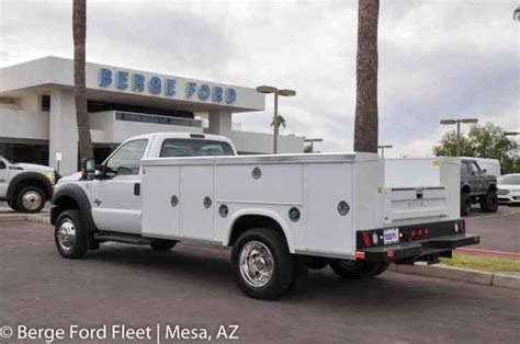 royal utility bed ford f 550 royal service body xl 660a 2016 utility