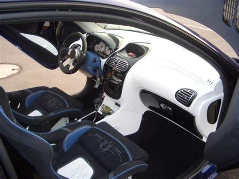 Plastikteile Polieren Auto by Peugeot 206 Tuning Innenraum G 252 Nstig Auto Polieren Lassen